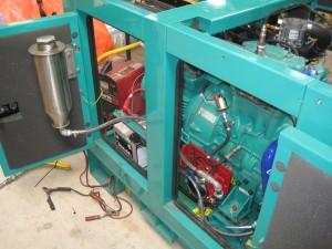 Biogas CHP Service & Maintenance