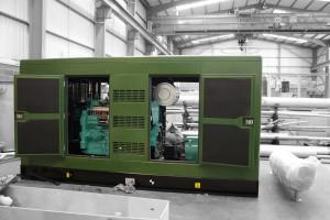 130kW Wood Gas CHP