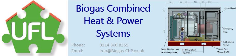 Biogas CHP