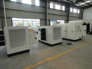 3 machines nearly ready