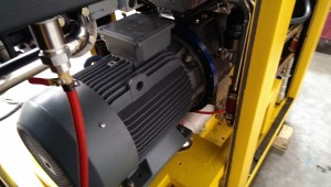 Asynchronous generator