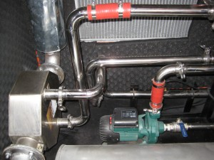Exhaust gas heat exchanger