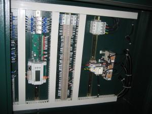 Inside panel