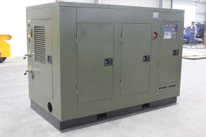 50kW ready for delivery